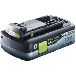 Festool HighPower batteri BP 18 Li 4,0 HPC-ASI Bluetooth - 205034