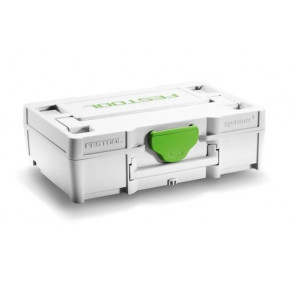 Festool Systainer3 SYS3 XXS 33 GRY - Micro Systainer3 - 205398