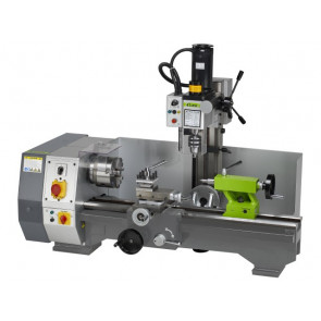 Luna metaldrejebænk med fræsemaskine MLF 1022 - 206500308