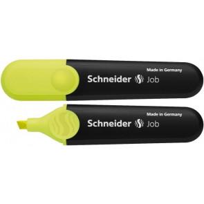 Schneider Highlighter, neon gul