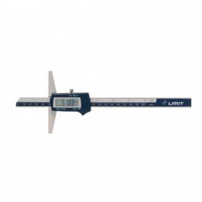 Limit dybdemåler elektronisk 200mm - 21460613