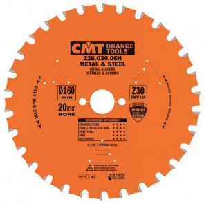 CMT Klinge 165x1,5x30 Z36 Dry Cut - 226.036.06M