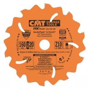 CMT DIA klinge 125 x 2,0 x 22,2 - Eternit