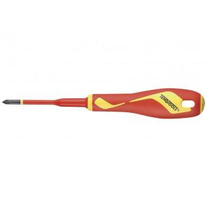 Teng Tools Isoleret skruetrækker til Phillip krydskærv PH1x80 - 245600101