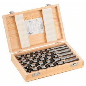 Bosch Træsneglebor sæt med 6 stk Ø10-20mm Lænde 235mm
