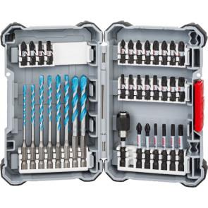 Bosch sæt med bits til Impact Control-skruetrækker, 35 stk.