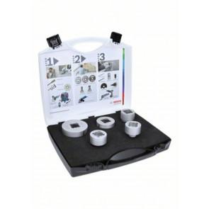 Bosch X-LOCK-diamanthulsav, Best for Ceramic Dry Speed, sæt, 5 dele - 2608599037