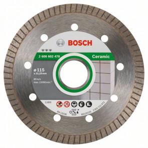 Bosch Diamantskæreskive til keramik 125x22,23mm - 2608602479