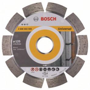 Bosch Diamantskæreskive 125x22,23mm - 2608602565