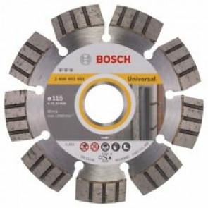 Bosch Diamantskæreskive universal 125mm - 2608602662