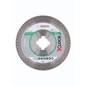 Bosch X-LOCK Ceramic-diamantskæreskive, 115x22,23x1,4x10 - 2608615134