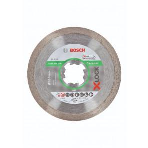 Bosch X-LOCK Standard for Ceramic-diamantskæreskive, 110 x 22,23 x 1,6 x 7,5 - 2608615136