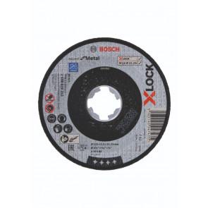 Bosch X-LOCK Expert for Metal-skæreskive 115 x 22,2 x 2,5mm - 2608619253
