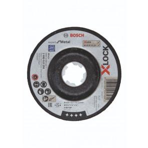 Bosch X-LOCK Expert for Metal-slibeskive 115 x 22,2 x 6mm - 2608619258