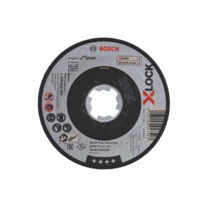Bosch X-LOCK Expert for Inox-skæreskive 115 x 22,2 x 1,6mm - 2608619260