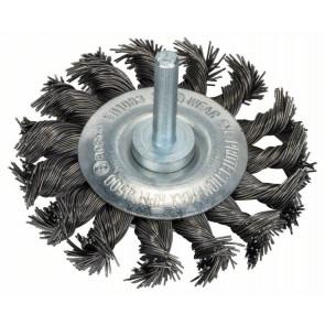 Bosch Konusbørste flettet 75mm stål  - 2608622113