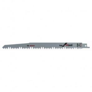 Bosch Bajonetsavklinger S 2345 X Progressor for Wood pk á 5 stk - 2608650676