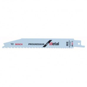 Bosch Bajonetsavklinger S 123 XF Progressor for Metal pk á 5 stk - 2608654402