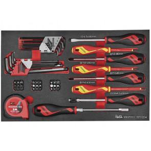 Teng Tools  Skruetrækkersæt med 54 dele TEFMD54 - 272970104