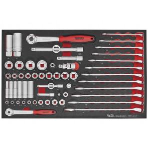 Teng Tools værktøjssæt med 57 dele TEFSK57 - 272990102