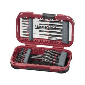 Teng Tools Bitssæt Impact 27 dele TBBSI27 - 273040105