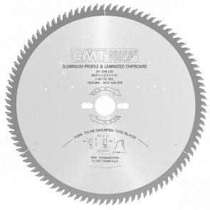 CMT HM rundsavsklinge 190x2,8x30mm Z40 NE NEG - 296.190.40M