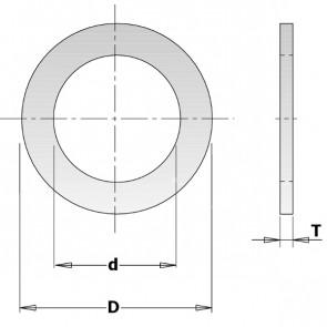 CMT Bøsning 20x1,2x16 - 299.222.00