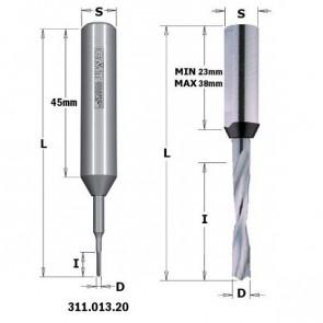 CMT Dyvelbor HM 3x18/70 K10 V xt - 311.030.22