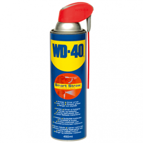 WD40 smøremiddel 450 ml smart straw