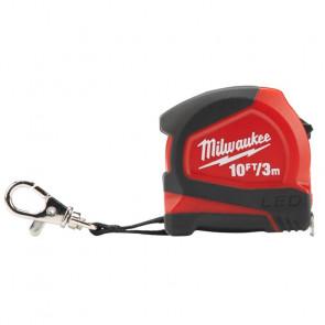 Milwaukee Målebånd m/led 3m-10ft/16mm - 48226602