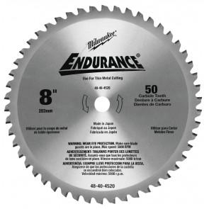Milwaukee Rundsavklinge Metal 203/15,87/50T - 48404520
