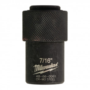 Milwaukee Adapter 1/2 For 7/16 Hex - 48660061