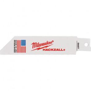 Milwaukee Bajonetsavblad HZ 100/25TPI 5P - 49005424