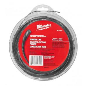Milwaukee 2,3mm trimmertråd til Græstrimmer 49162713