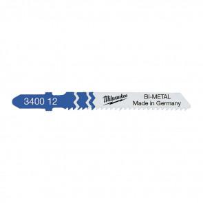 Milwaukee Stiksavblad T118BF 55/2mm 5P - 4932340012