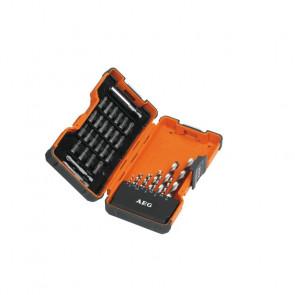 AEG Metalbor/skruebits sæt P35 - 4932352249