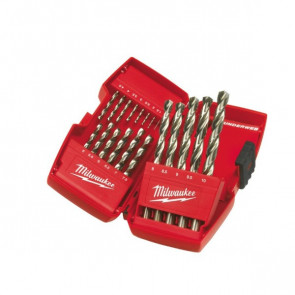 Milwaukee Thunderweb – HSS slebne metalbor – DIN 338
