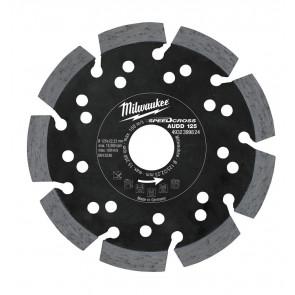 Milwaukee Diamantskive audd  125X22,2 - 4932399824