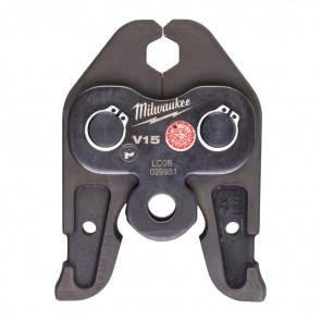 Milwaukee Pressetang V-Bakke M18 Ø15mm - 4932430263