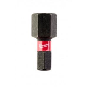 Milwaukee Bits Shockwave HEX10x25mm 2P - 4932430899
