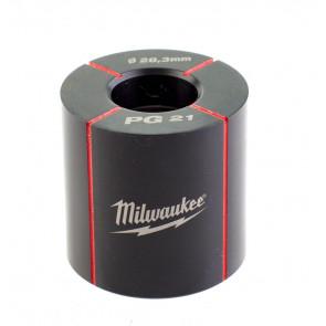 Milwaukee Bakke til Hulstanser PG21 - 4932430917