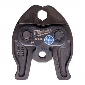 Milwaukee Pressetang V-Bakke M12 Ø14 mm - 4932451660