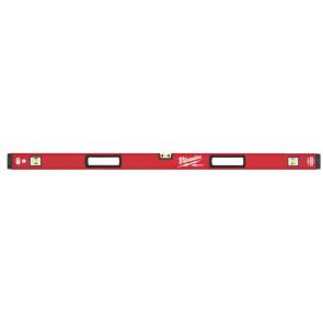 Milwaukee Vaterpas Backbone, Magnetisk 120cm - 4932459069