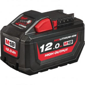 Milwaukee M18 HB12 High Output 12,0 Ah Batteri 4932464260