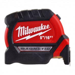 Milwaukee Målebånd Mag 5m-16ft/27mm - 4932464602
