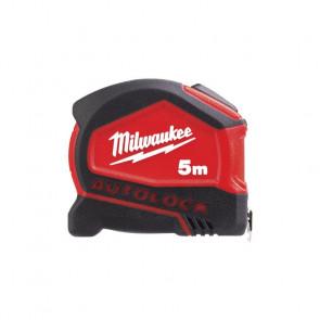 Milwaukee Målebånd Autolock 5m/25mm 4932464663