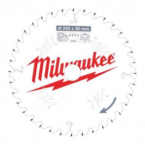 Milwaukee Rundsavklinge W235x30x2,4x36 - 4932471306