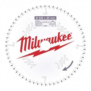Milwaukee Rundsavklinge w235x30x2,4x60 - 4932471308