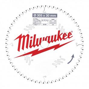 Milwaukee Rundsavklinge MS W305x30x3,0x60 - 4932471321