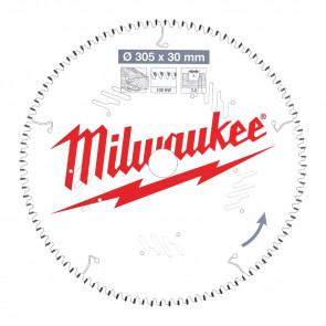 Milwaukee Rundsavklinge MS W305x30x3,0x100 - 4932471322